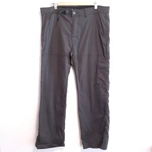 PRANA MENS SZ XL HIKING PANTS